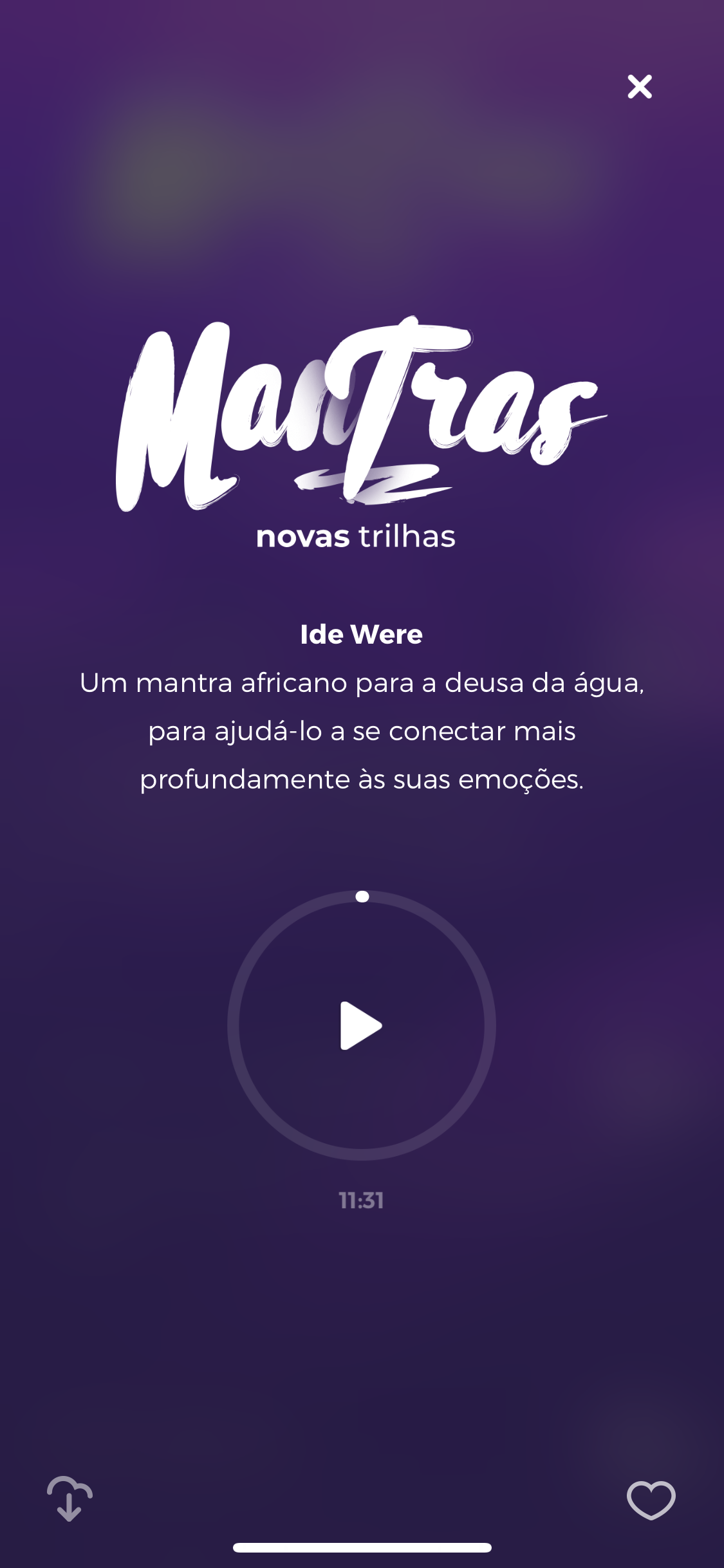mantras zen app