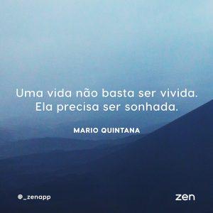 Mario Quintana Reflexoes Zen App Blog Zen Tudo Sobre