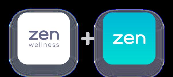 Zen App + Zen Wellness